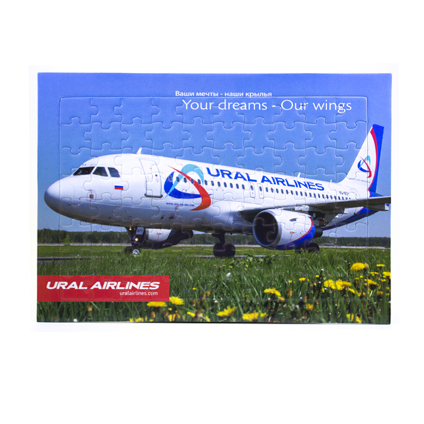 Пазл Ural Airlines